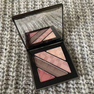 (Lightly Used) Burberry Eyeshadow Quad Rose Pink